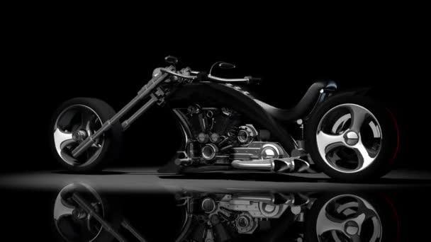 koncepció egyéni motorkerék