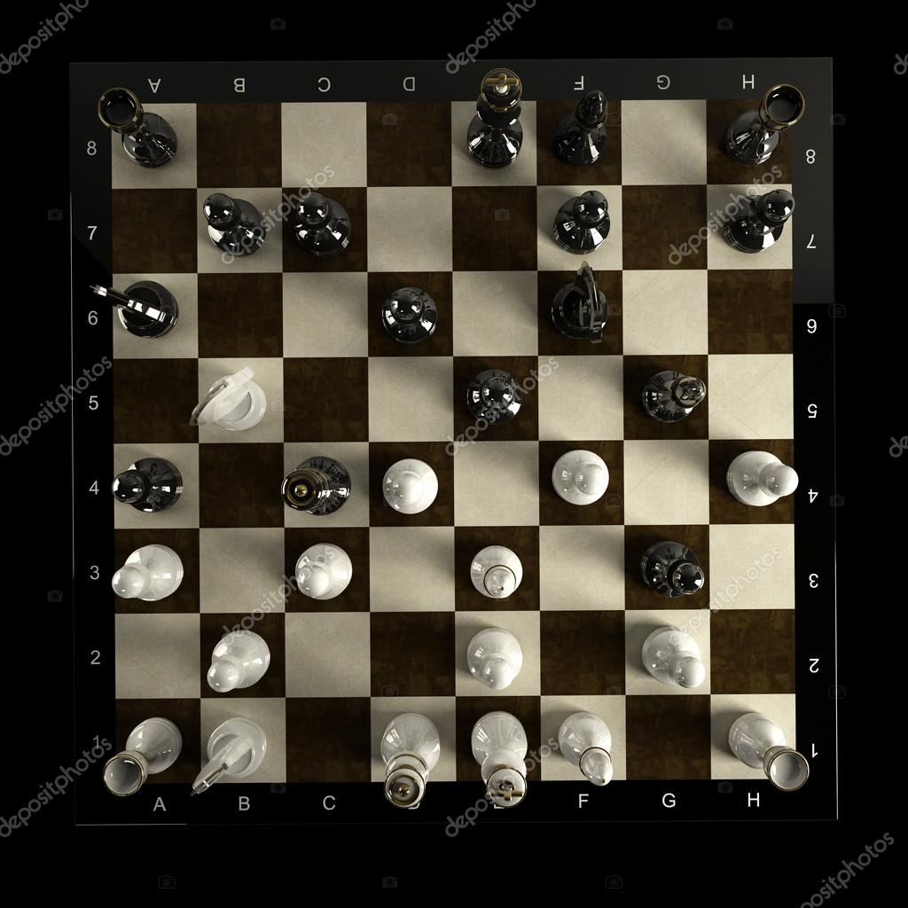 Satranç Kavram Resim şah Mat Stok Foto Addricky 32127183