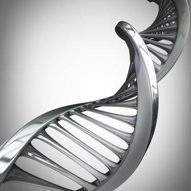 Chrome metal DNA chain