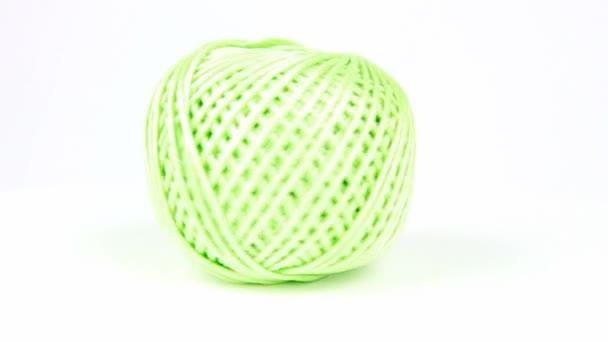 zelený přadena