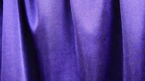 fialový opona