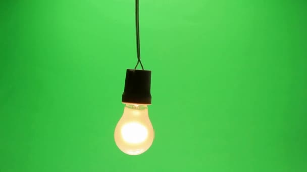 žárovka kyvné