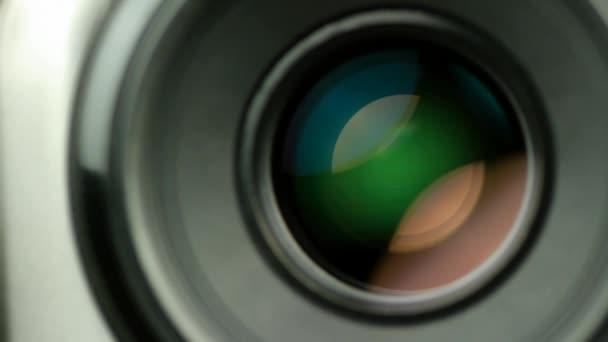 fotoaparát závěrka práci ve smyčce