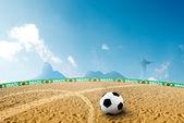 Fotografie Beach soccer