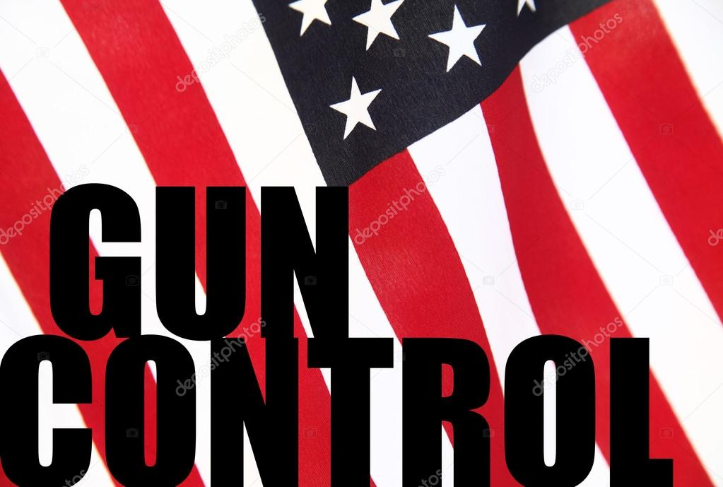 the debate about the controversial topic of gun control in the us