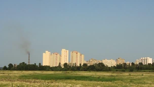 městské části