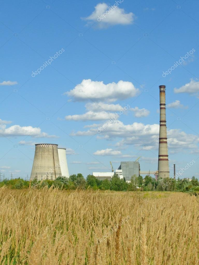 Big power station