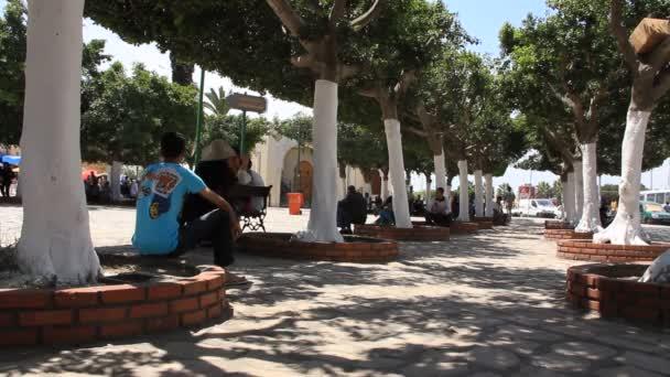 Pergola v Tunisku sousse