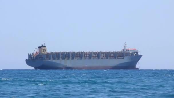 nákladní loď - velká nákladní loď