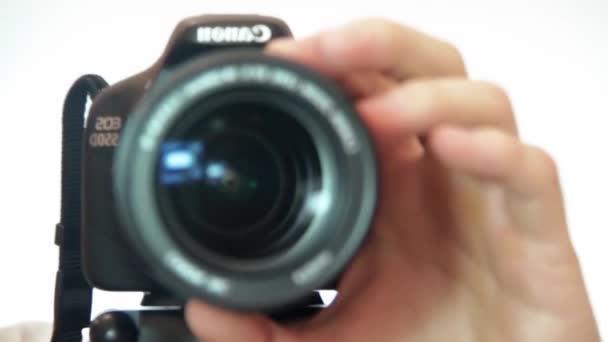 slr-Kamera