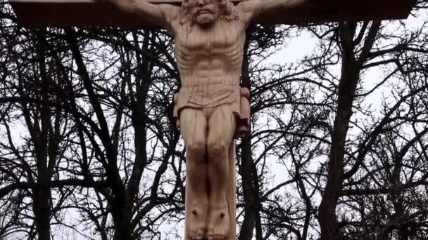 Jézus Krisztus keresztre feszítése