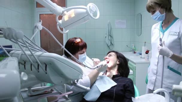 servizio di salute dentale
