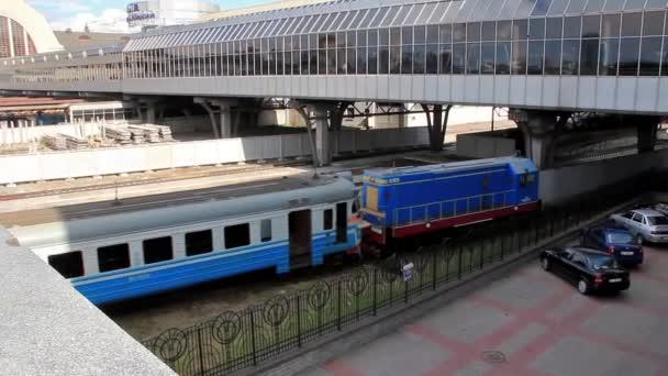 městské dojíždějící železniční