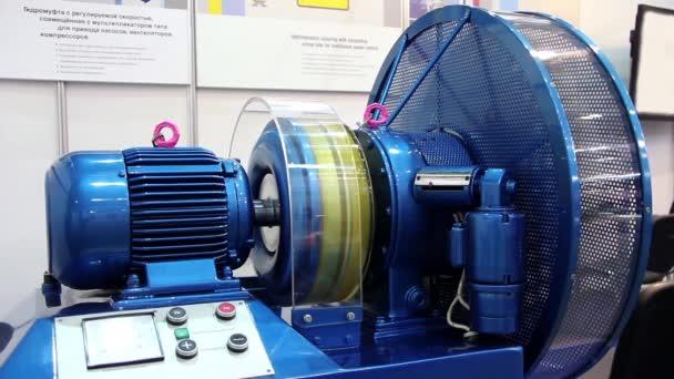 azionato idraulicamente frizione. volano fluido