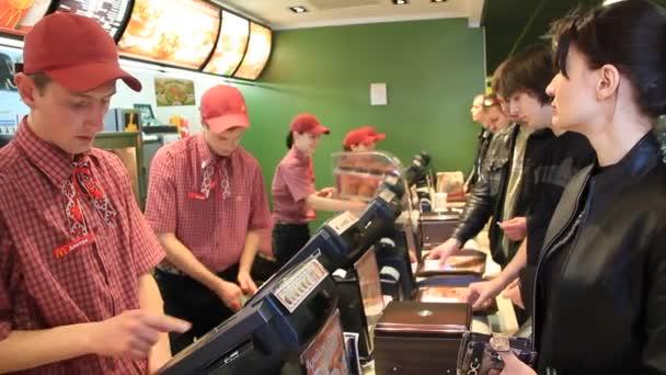 Fast food restaurace