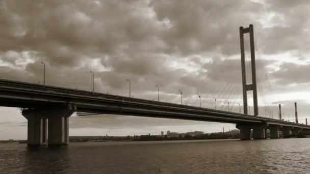 Jižní most v Kyjevě, Ukrajina