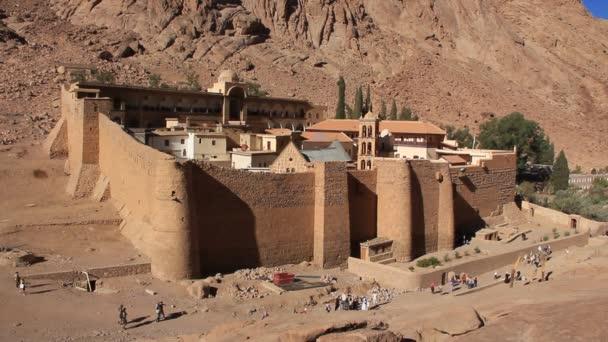 Katharinenkloster. Sinai-Halbinsel. Ägypten