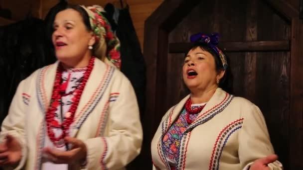 Ukrajinská lidová píseň