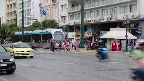 silniční doprava v Aténách, Řecko