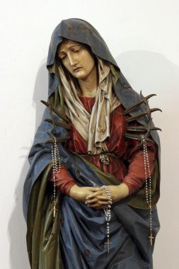 Pieta, Our Lady of Sorrows
