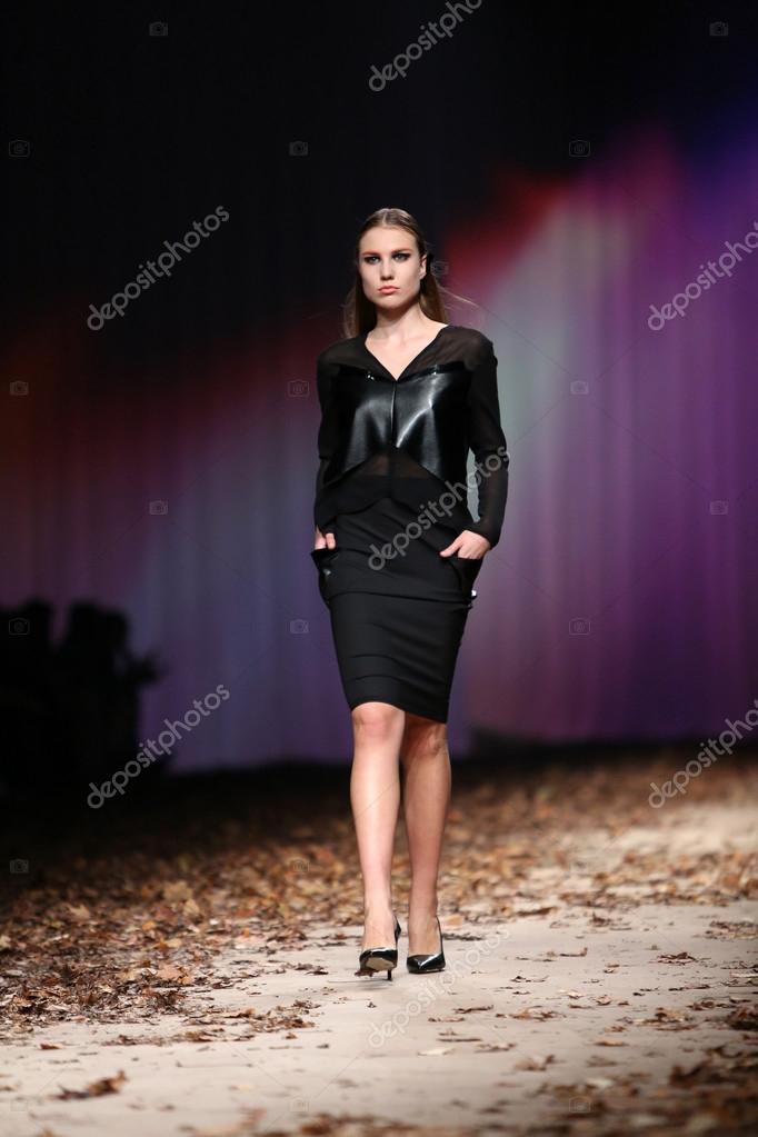 modelo de moda la ropa diseñada por marina jerant y manuela ...