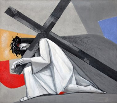 3rd Stations of the Cross