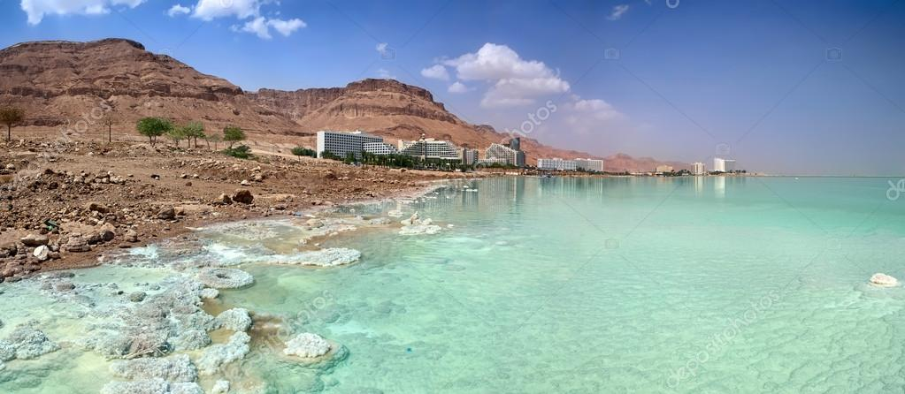 Dead Sea coast. Hotels. Israel