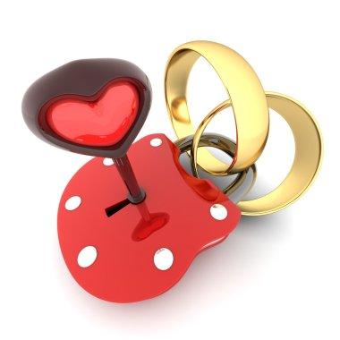 Lock love