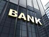 Fotografie velké banky