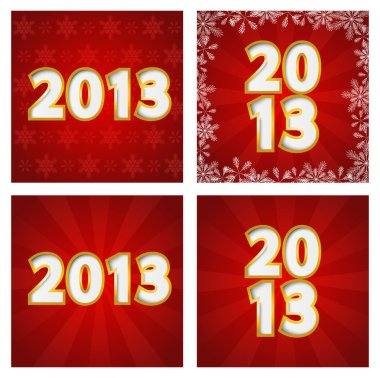 2013 backgounds set