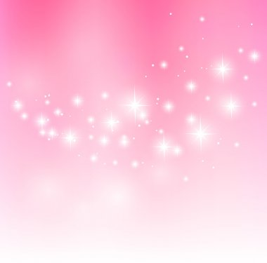 Starry wave pink