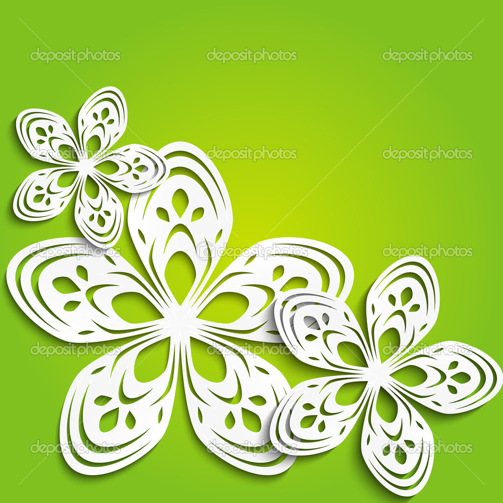 Wiosenne Kwiaty Grafika Wektorowa Huhli13 22173465