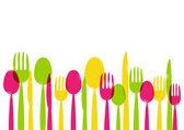 potraviny pozadí s místem pro text