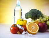 Vitamin and Fitness diet, Vegetable