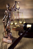 Lady justice and law