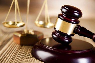 Mallet of judge