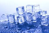 Eiswürfel schmelzen
