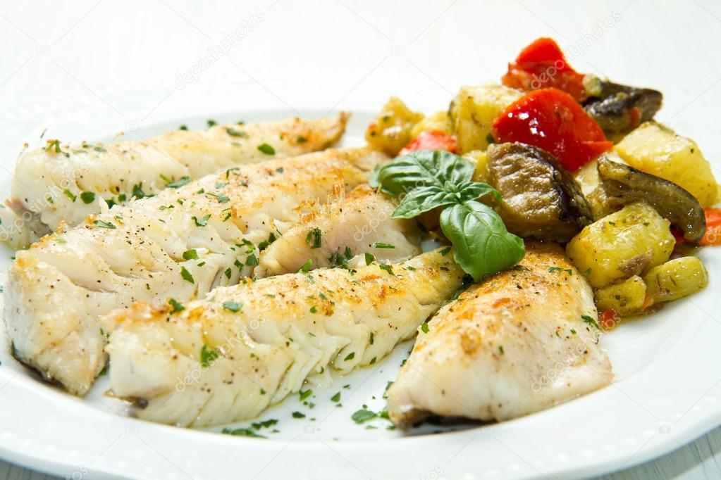 Блюда из рыбы-диетические и вкусные