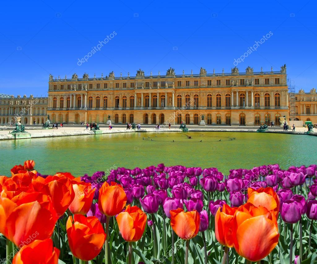 Versailles castle, Paris