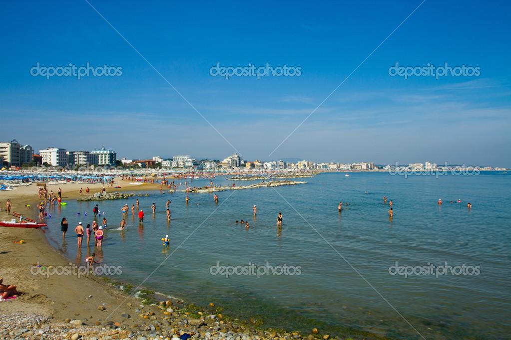 Matrimonio Spiaggia Riviera Romagnola : Costa e spiaggia di cattolica sulla riviera romagnola