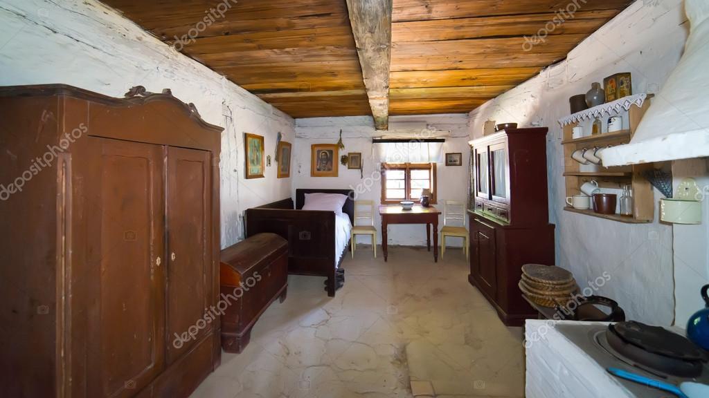 L 39 int rieur de la vieille maison de campagne au xixe for Interieur de maison de campagne