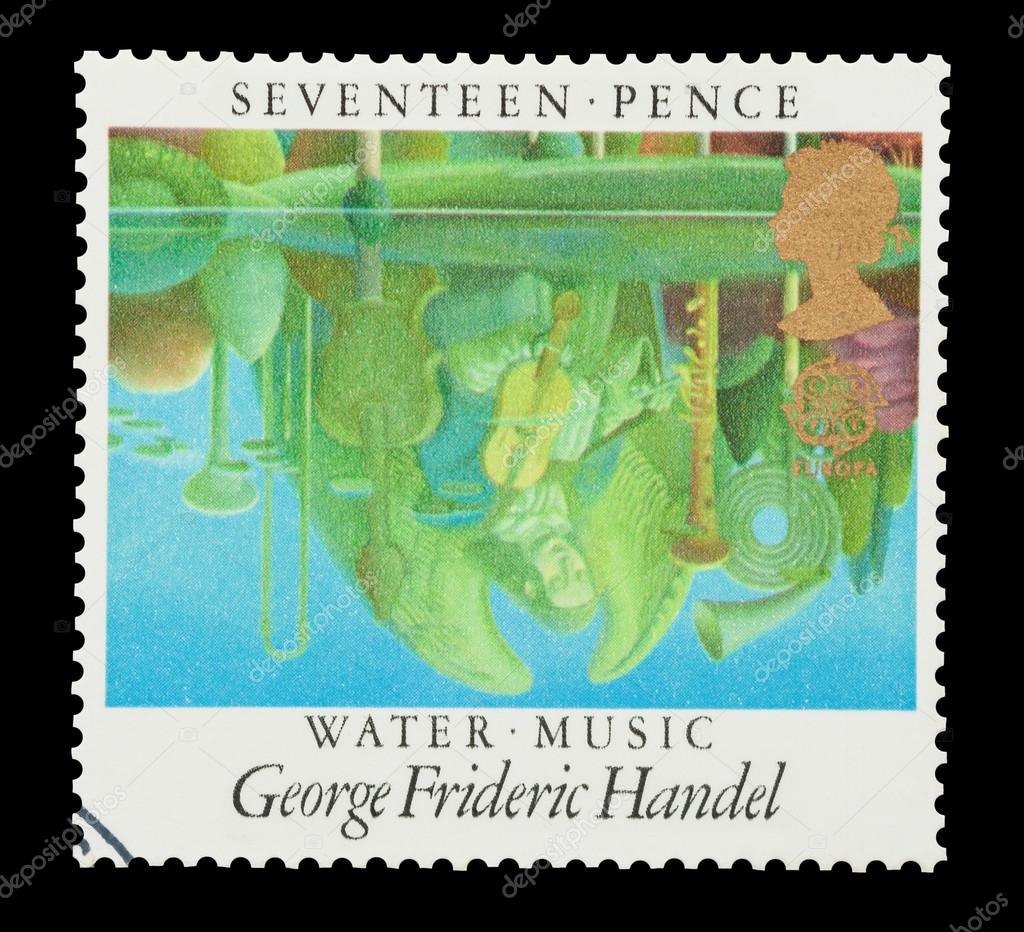 george frideric handels water music essay
