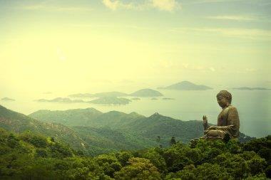 Lantau Island Giant Buddha