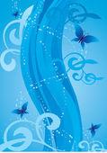 Modrá magie