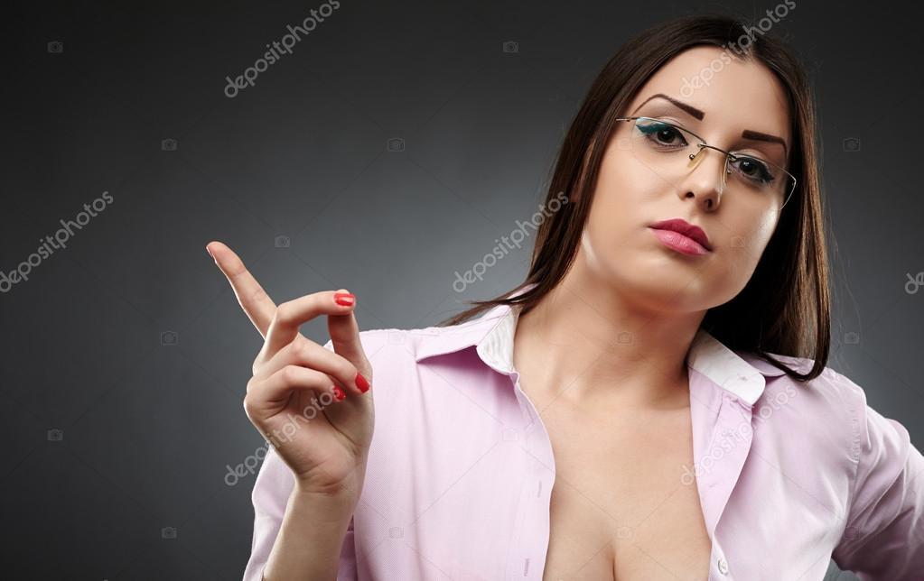 Сексуальный палец