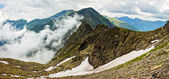 Fotografie Mountain panorama