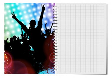 "Картина, постер, плакат, фотообои ""танец"", артикул 24169397"
