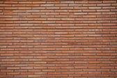 Fotografie solidní cihlová zeď