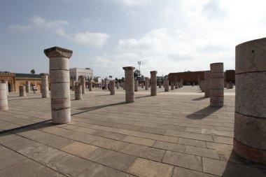 Rabat. Le Tour Hassan