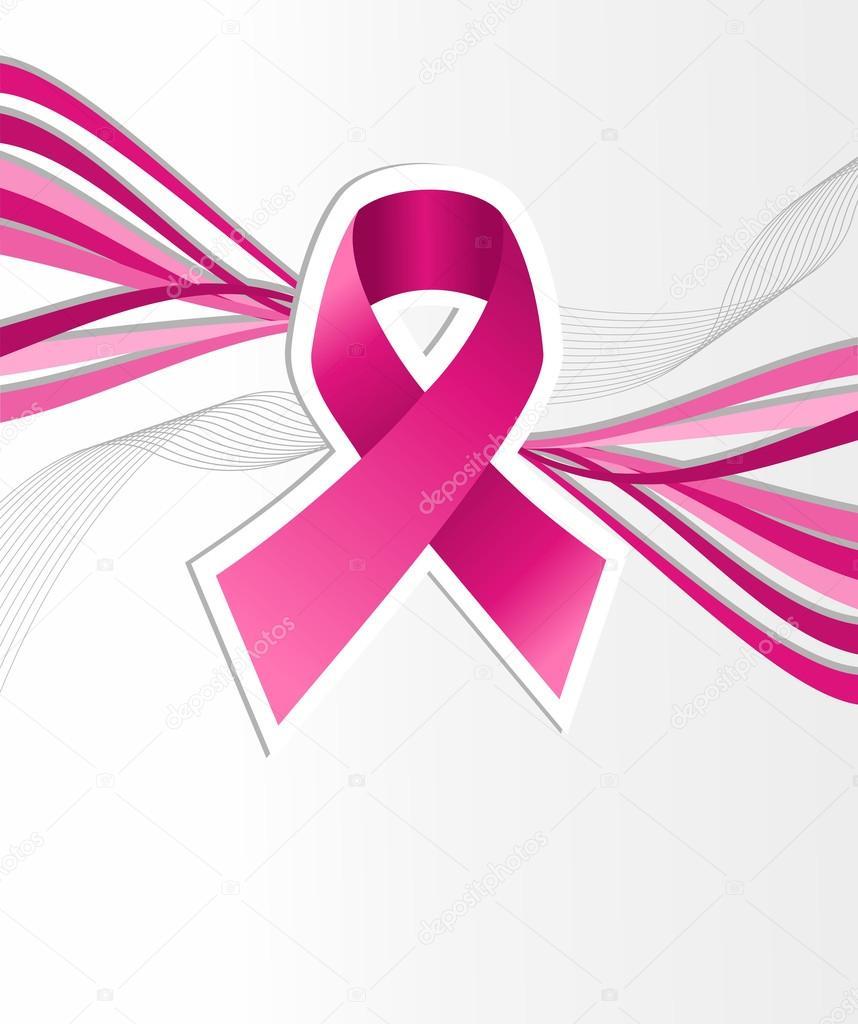 concienciación sobre el cáncer mamario global — Archivo Imágenes ...